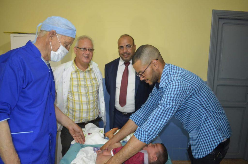 جماعة ولاد يحي لوطا تحتفل بموسم الرمى في نسخته السابعة ببنسليمان