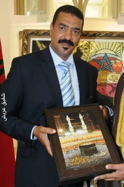 المرحوم عبد الله غاير المصور الصحفي لجهة الدار البيضاء الكبرى